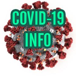 Koronavírussal kapcsolatos információk